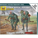 1/72nd German Medical Personnel