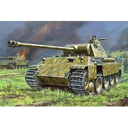 1/72nd Panther Ausf D