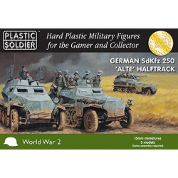 15mm 250 Alte Halftrack