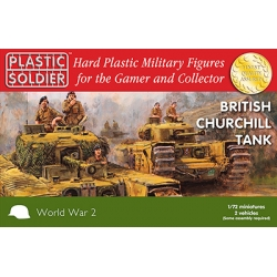 1/72nd Churchill Tank