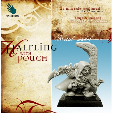 Halfling with Pouch