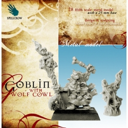 Goblin with Wolf Cowl