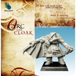 Orc with Cloak