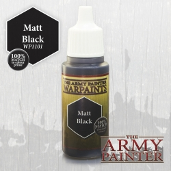 Warpaints : Matt Black