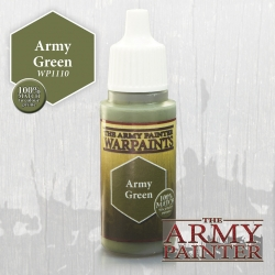 Warpaints: Army Green