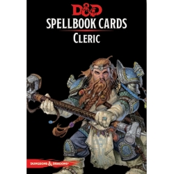 D&D: Cleric Deck (149 Cards)