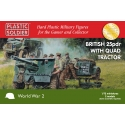 1/72nd British 25pdr and Morris Quad Tractor