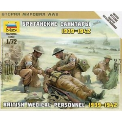 1/72nd British Medical Personnel