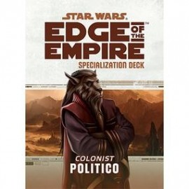 Edge of the Empire Specialization Deck: Politico
