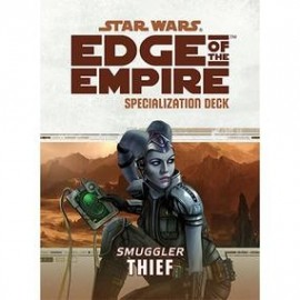 Edge of the Empire Specialization Deck: Thief