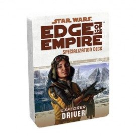 Edge of the Empire Specialization Deck: Driver