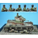 1:35 Polish 7tp Tank Commander Version 1
