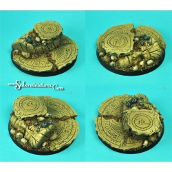 Egyptian Ruins 60 mm round base