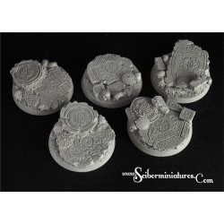 Celtic Ruins 40mm round bases 1 (2)