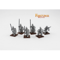 City Militia Spearmen
