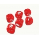 Zombicide: Dice - Red