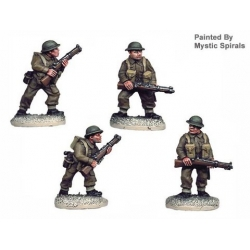British Riflemen I