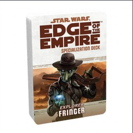 Edge of the Empire Specialization Deck: Fringer