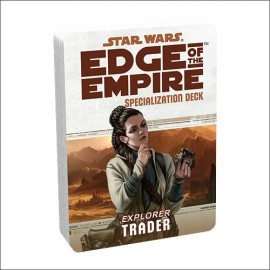 Edge of the Empire Specialization Deck: Trader