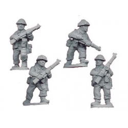 Late British Riflemen I