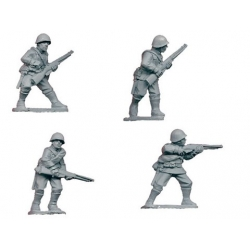 Russian Riflemen I