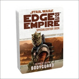 Edge of the Empire Specialization Deck: Bodyguard