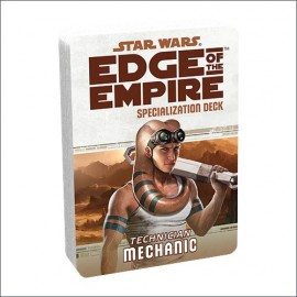 Edge of the Empire Specialization Deck: Mechanic