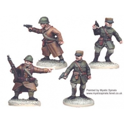 French Infantry Command