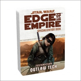 Edge of the Empire Specialization Deck: Outlaw Tech