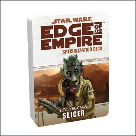 Edge of the Empire Specialization Deck: Slicer