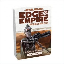 Edge of the Empire Specialization Deck: Assassin