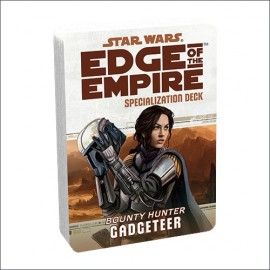 Edge of the Empire Specialization Deck: Gadgeteer