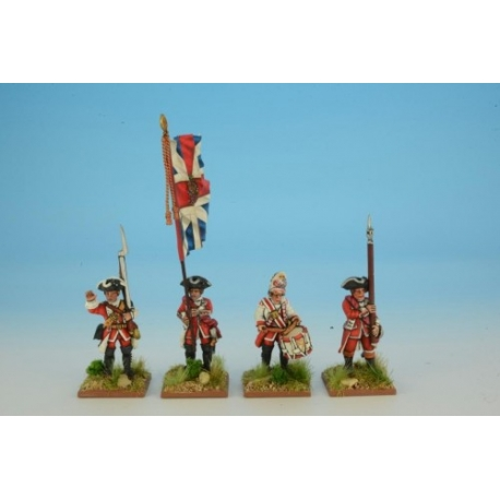 British Infantry Command