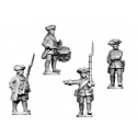 Russian Infantry Command