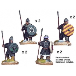 Spanish Spearmen in Chain