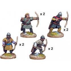 Unarmoured Spanish Archers