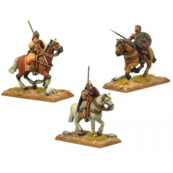 Spanish Light Cavalry with Spears / Javelins
