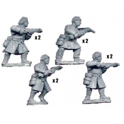 Unarmoured Spanish Crossbowmen