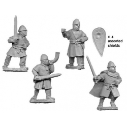Unarmoured Norman Infantry Command