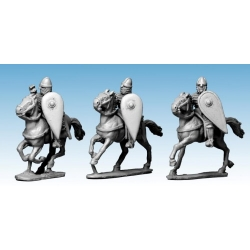 Norman Knight in Scale with Spears
