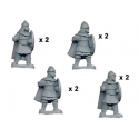 Varangian Guard with Spears