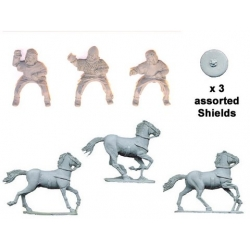 Mounted Nobles
