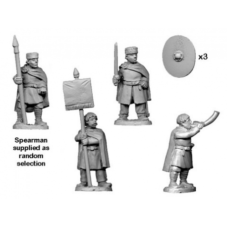 Sub Roman Infantry Command Group