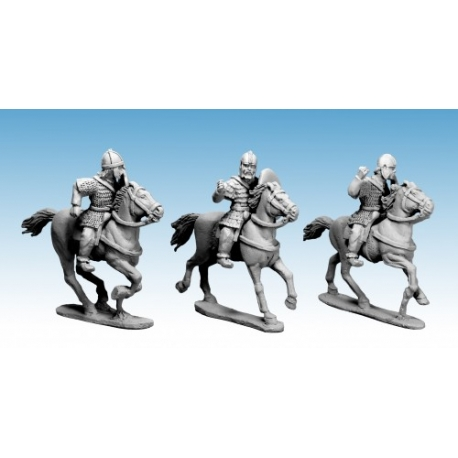 Sub Roman Armoured Cavalry with Spears