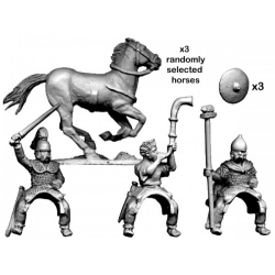 Ancient Celt Mounted Command