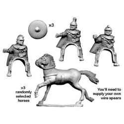 Carthaginian Cavalry with Spears