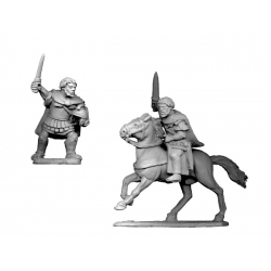 Hannibal, Foot and Mounted