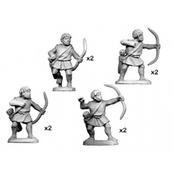 Numidian Warriors with Bows