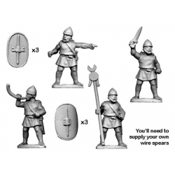 Numidian Command for Legionaries and Trained Infantry