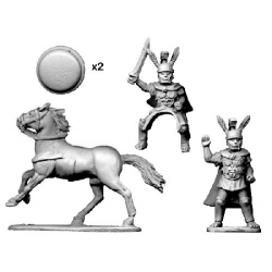 Oscan General, Foot and Mounted